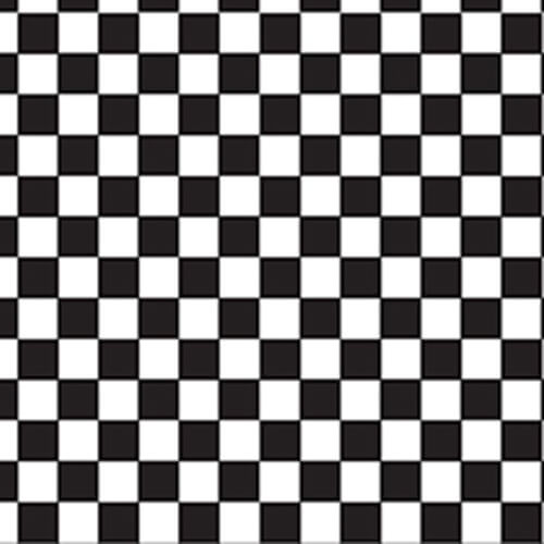 שחור לבן משבצת