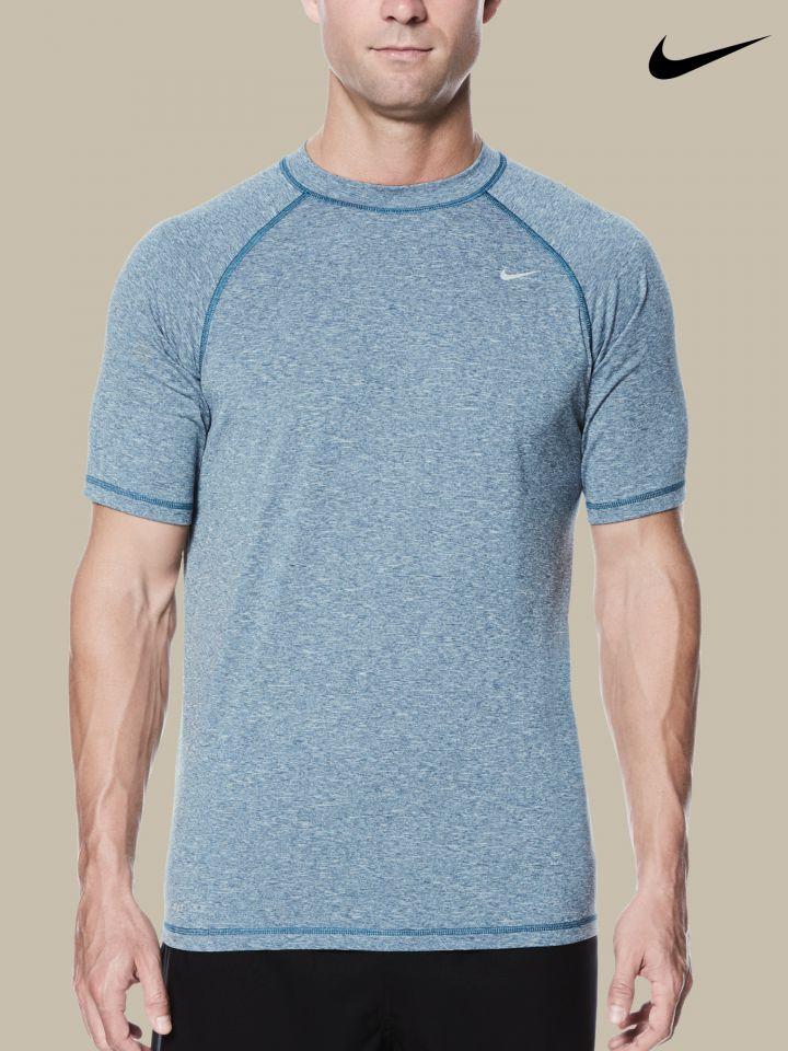 NIKE חולצת טי שירט להגנה מהשמש / גברים