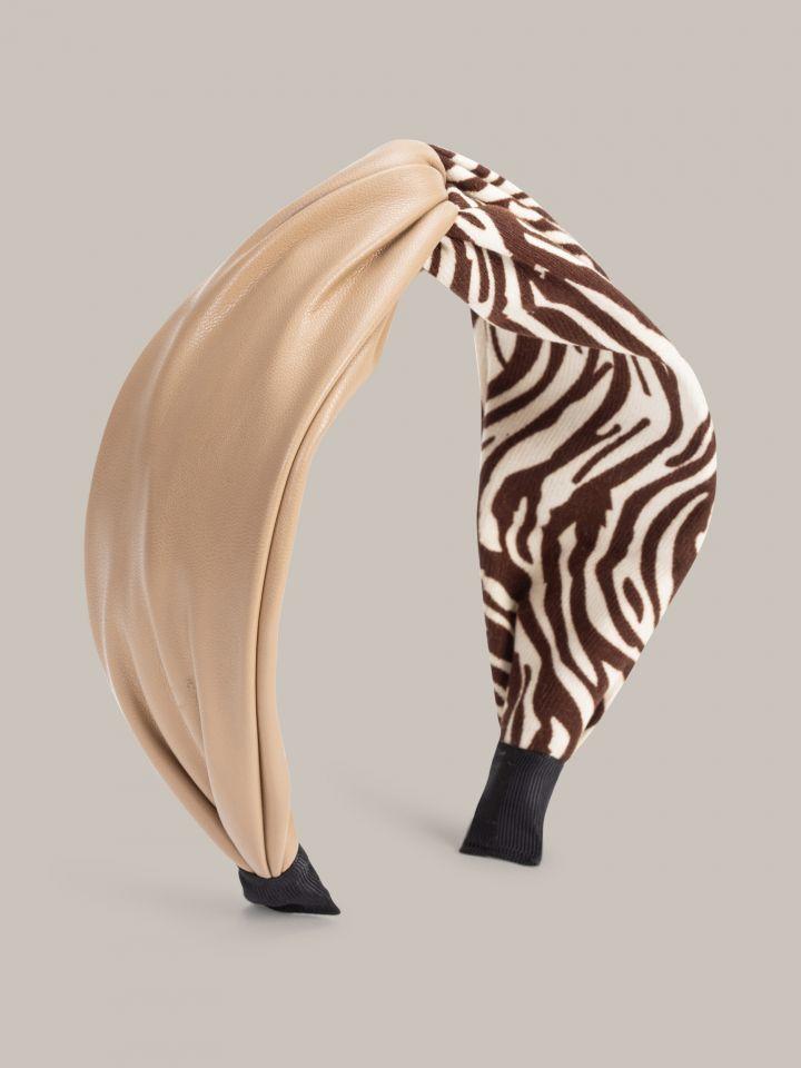 קשת לשיער זברה