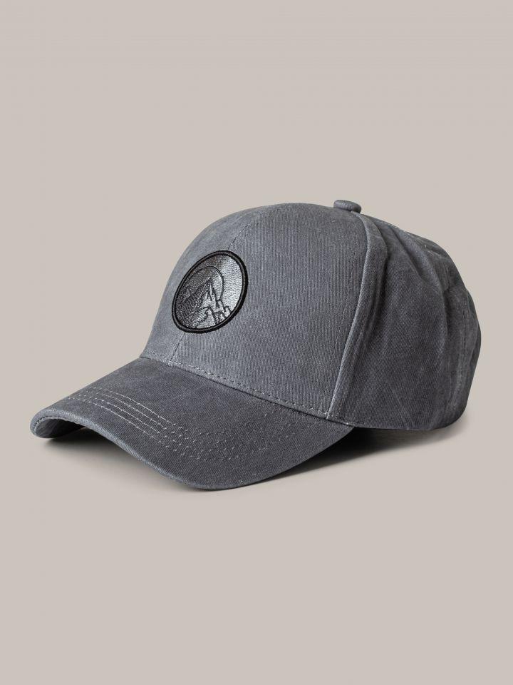 כובע מצחיה שטוף