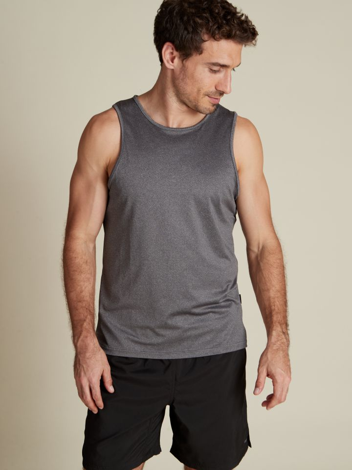 חולצת גופייה ללא שרוולים DRY FIT
