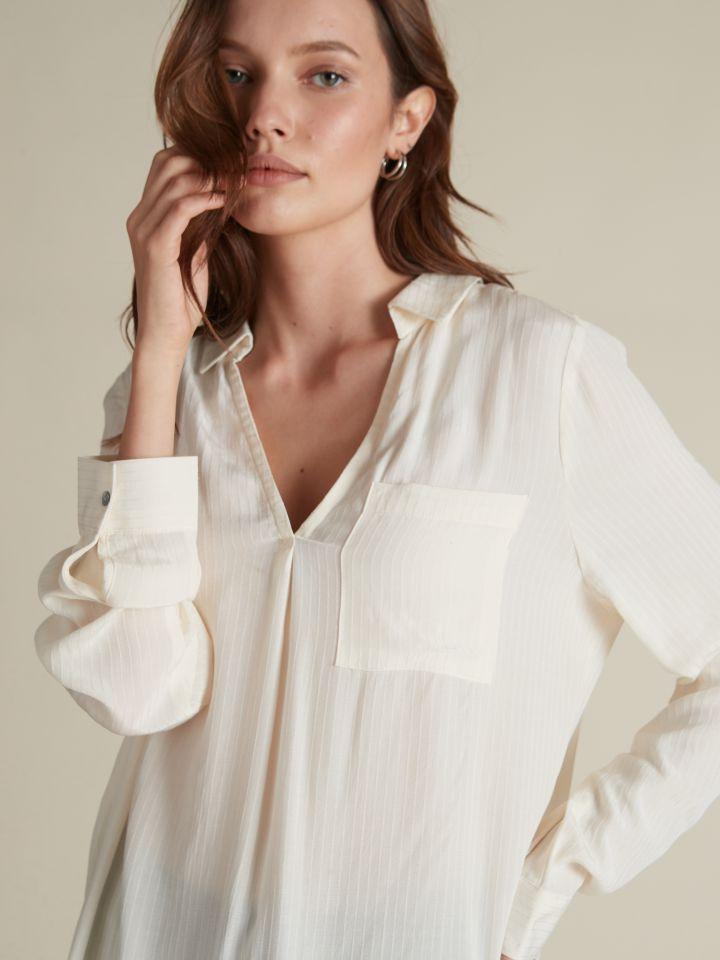 חולצת טוניקה ויסקוזה