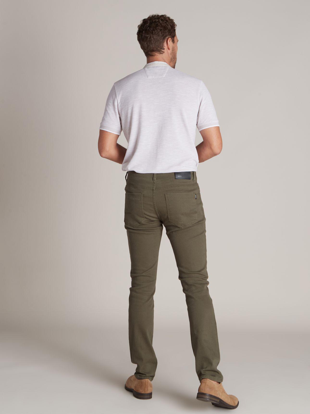 מכנסיים 5 כיסים קלאסי