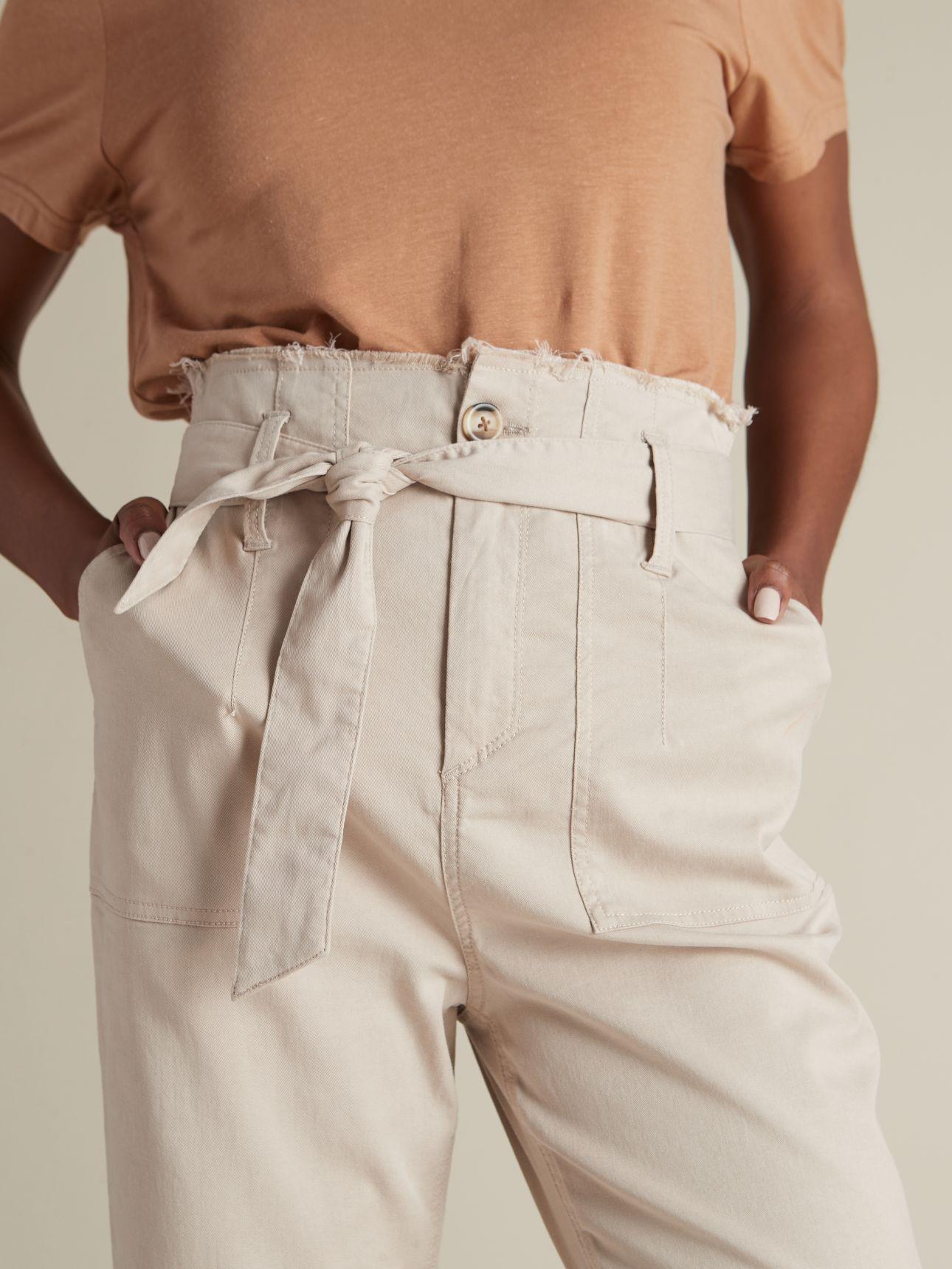 מכנסי מותן גבוהה
