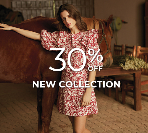 30% OFF new collection