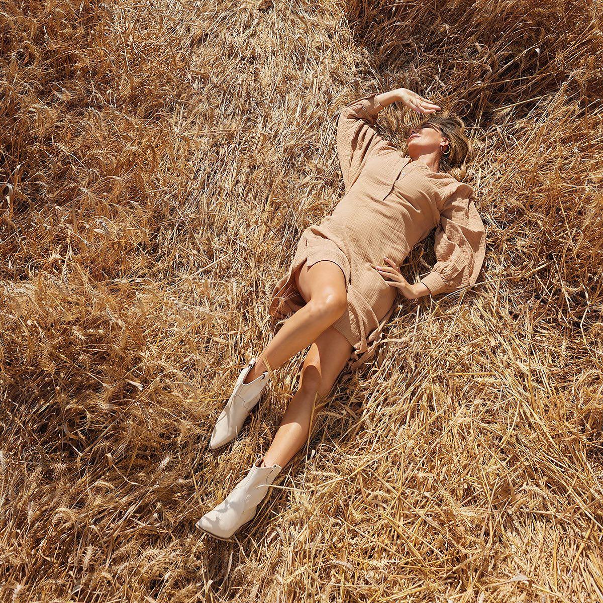 טיפ לשבוע מוצלח: שמלת גלביה טטרה ❤️
